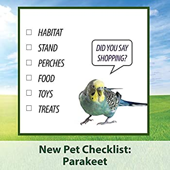 Kaytee Forti-Diet Pro Health Bird Food for Parakeets