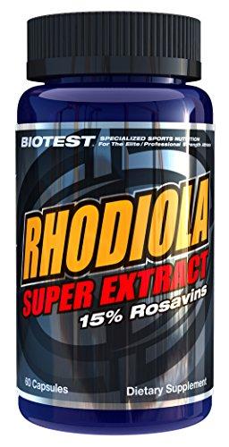 Rhodiola - 60 capsules