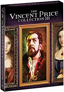 The Vincent Price Collection III [Blu-ray] by Shout! Factory