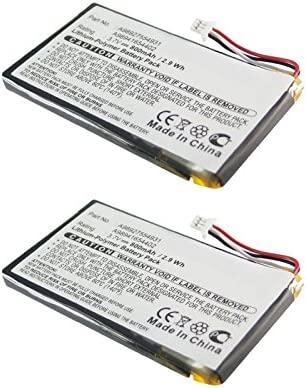 2pcs lector de eBook Li-Po recargable ebbk-prb6 para Sony PRS-600 ...