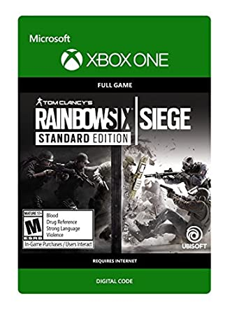 Tom Clancy's Rainbow Six Siege: Standard Edition - Xbox One [Digital Code]