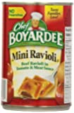 Chef Boyardee Mini Ravioli 8 x 425g