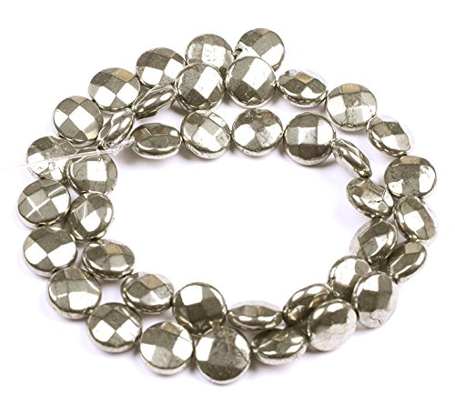 10 Mm Faceted Coin - 8