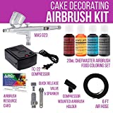 Master Airbrush Cake Decorating Airbrushing