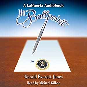 Mr. Ballpoint Audiobook