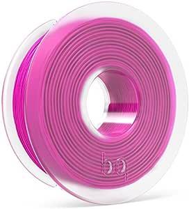 BQ - Filamento PLA de diámetro 1.75 mm, 300 g, Color Magenta ...