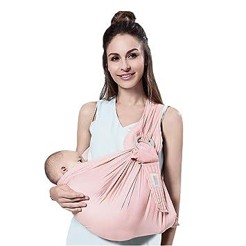 1f604b00244 Porte-bébé Echarpe De Portage Ventral Dorsal Transporteur Sac pour Enfant  Nouveau-né
