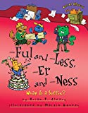 -Ful and -Less, -Er and -Ness: What Is a Suffix? (Words Are CATegorical ®)