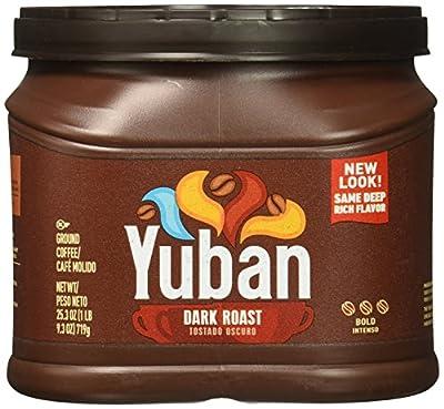 Yuban Ground Coffee from Yuban