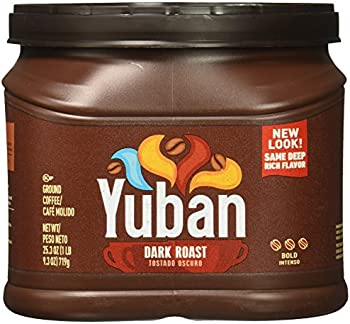 Yuban Dark Roast Ground Coffee, 25.3 Ounce