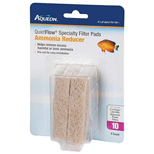 Aqueon Ammonia Cartridge Mini Pad 10