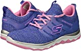 Skechers Kids Girls' Diamond Runner-Sparkle Sprint