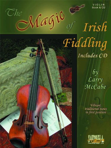 - The Magic of Irish Fiddling * Violin with CD