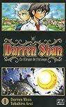 Darren Shan, tome 1 : Le cirque de l'étrange (manga) par Shan
