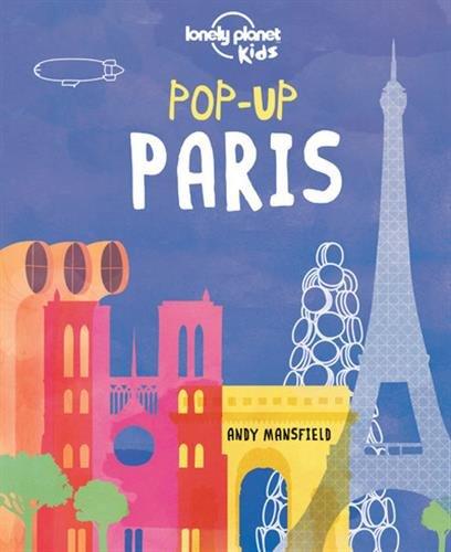 Pop up Paris Lonely Planet Kids