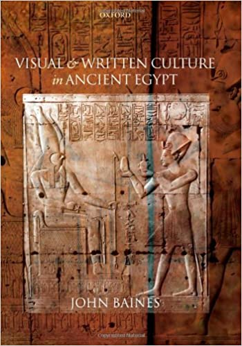 Book Visual and Written Culture in Ancient Egypt
