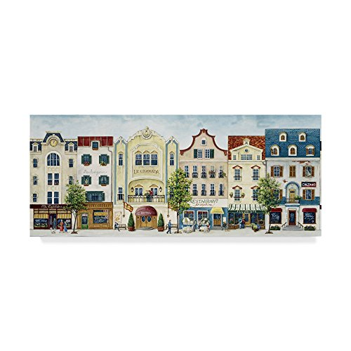 Storefronts by Lisa Audit, 14x32-Inch ()