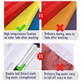 Vetico America Flag-3x5 Ft Polyester Flags Oxford