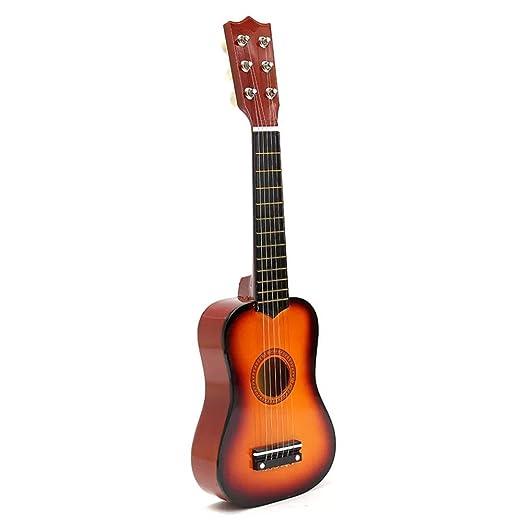 Nuofake 6 Cadena 21 Principiantes Guitarra acústica Tilo ...