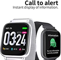 Amazon.com: Reloj inteligente, Z6 Smart Watch Sim Card ...
