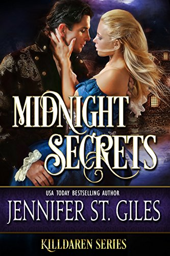 Midnight Secrets (Killdaren Series Book 1) by [St. Giles, Jennifer]