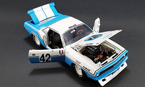 Barracuda Trunk Plymouth (1970 Plymouth Hemi Barracuda #42 Henri Chemin