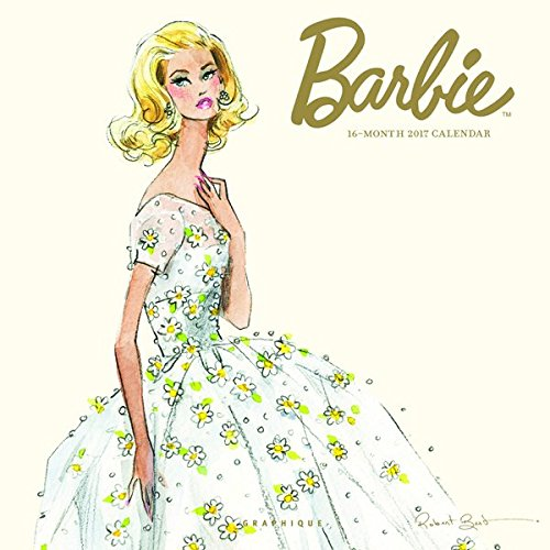 Barbie Blank Calendar : Barbie set of blank note cards and envelopes