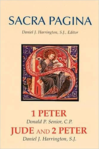 Book Sacra Pagina: 1 Peter, Jude and 2 Peter