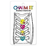 CHARM IT! Emoji Shoelace Charm Party Set