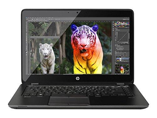 889296200277 - HP ZBook L3Z53UT#ABA 14-Inch Laptop (Black) carousel main 2