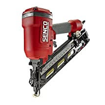 Senco 4G0001N FinishPro 42XP 15-Gauge 1-1/4-Inch to 2-1/2-Inch Finish Nailer with Case