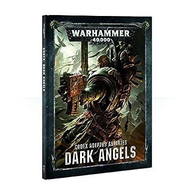 Codex Adeptus Astartes Dark Angels Warhammer 40,000 (HB) from Games Workshop