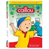Caillou Roars and Other Adventures