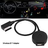 AMI MDI Bluetooth Audio Cable, EBTOOLS USB Adapter Bluetooth4.0 CSR Chipset MMI Media Inerface for VW AUDI A6L / Q5 / Q7 / A8 / S5 / A5 / A4L / A3 / A1 Afterward 2009