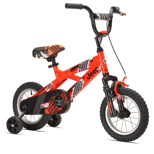 Jeep Boy's Bike, 12-Inch