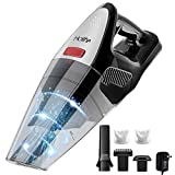 Best Hand Car Vacs - HOLIFE Handheld Vacuum, 8KPA Cordless Hand Vacuum Cleaner Review