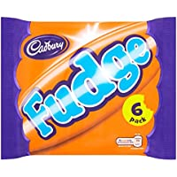 Cadbury Fudge 6 Pack 156g by Yulo Toys Inc