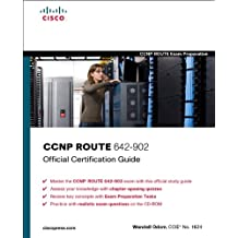 CCNP ROUTE 642-902 Official Certification Guide (Exam Certification Guide)