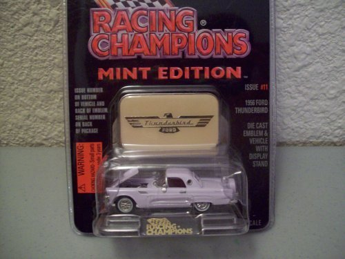 Racing Champions Mint Series Issue #11 1956 Ford Thunderbird by Racing Champions