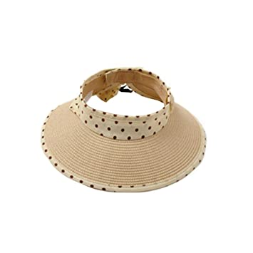 bf545820 Amazon.com: Colorful Baby Sun Protection Hat Infant Floppy Cap Cotton Sun  Hat 2-7 Years Old: Baby