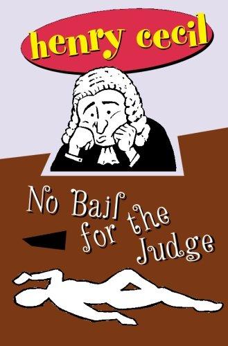 Download No Bail For The Judge (Colonel Brain) pdf
