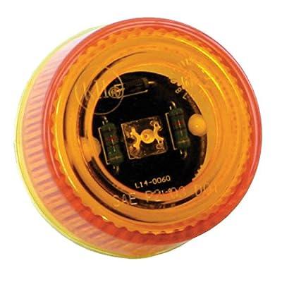 Kaper II L14-0060A Amber LED Marker/Clearance Light: Automotive