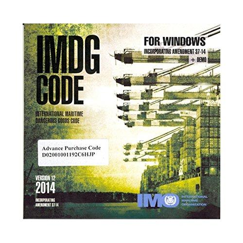 Read Online IMDG code for Windows ebook