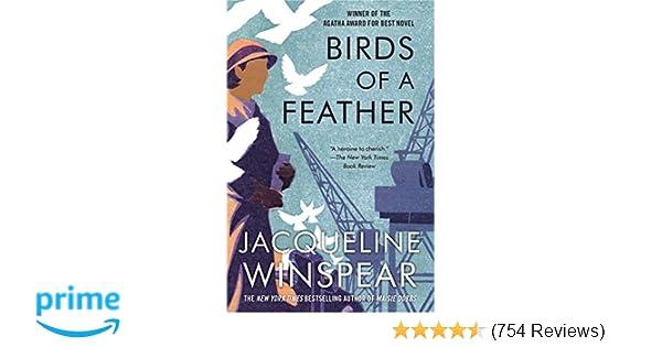 df2059808fc Birds of a Feather (Maisie Dobbs): Jacqueline Winspear: 9781616956325:  Amazon.com: Books