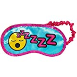 Three Cheers for Girls Sleep Mask (Sleeping Emoji)