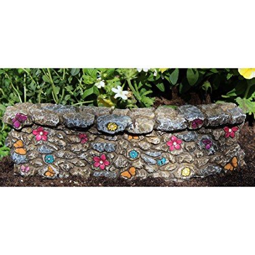 "Cheap Miniature Fairy Garden ""Whimsy Fairy Wall"""