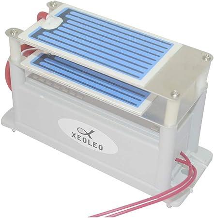 XEOLEO - Generador de ozono 3,5 g/5 g/7 g/10 g, 220 V CA ...
