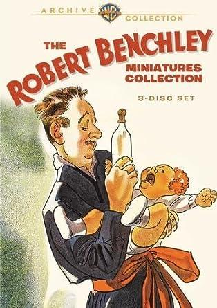 Amazon.com: Robert Benchley Shorts (30 Shorts 1935 - 1944) by ...