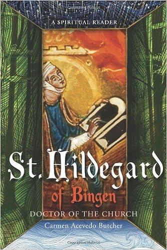 Hildegard of Bingen Spirituality