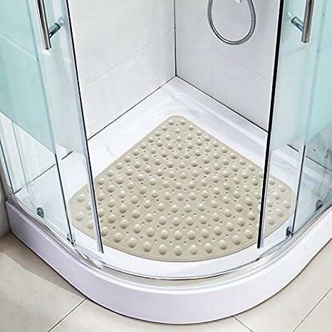 YMFIE Cuarto de baño con Ducha en Forma de Ventilador baño Aseo ...